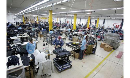 Фабрика детской одежды