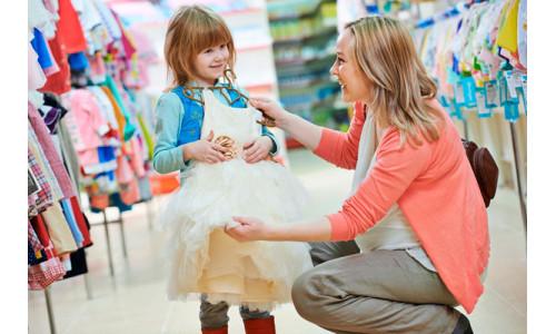 Рынок детской одежды