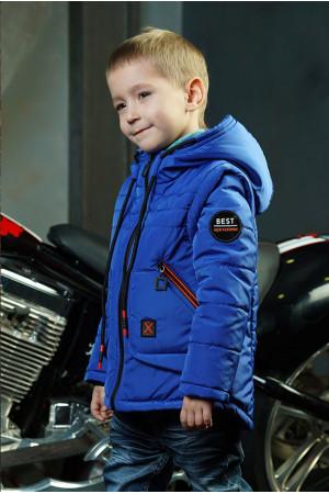 Демісезонне куртка-жилет