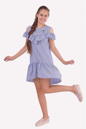 Сукня для дівчаток до колін