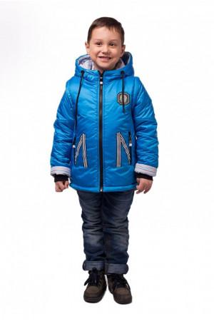 Куртка для мальчика с отстежными рукавами