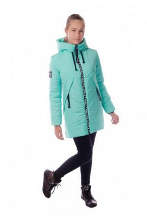 Бирюзовая куртка для девочки