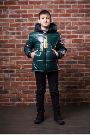 Объёмная демисезонная куртка для мальчика