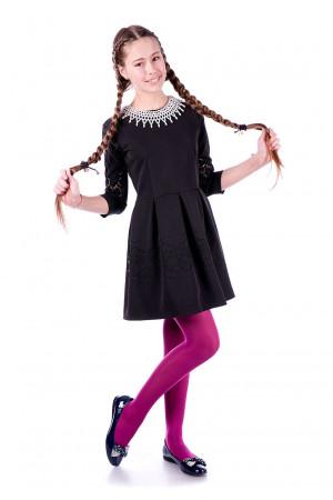 Чорне шкільне плаття