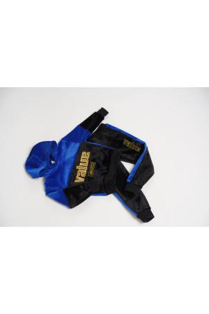 Спортивный костюм для мальчиков Valua(4) Електрик/черный