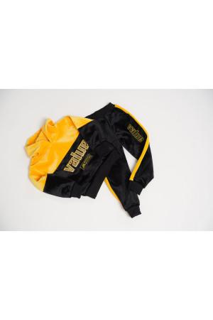 Спортивный костюм для мальчиков Valua(4) Желтый/черный