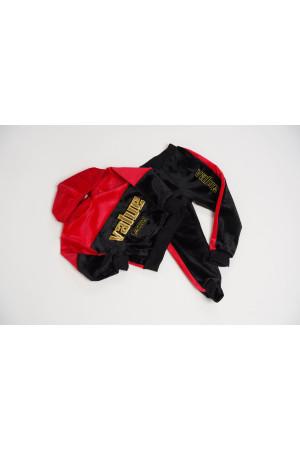 Спортивный костюм для мальчиков Valua(4) Красный/черный