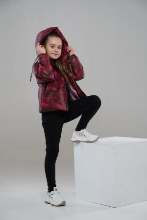 Куртка для дівчинки Міленіум