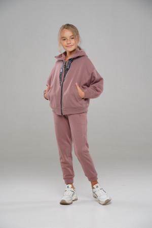 Теплий спортивний костюм для дівчинки