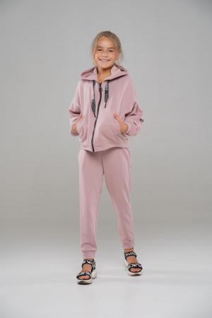 Спортивний костюм рожевого кольору